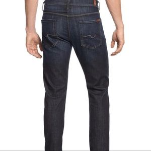 7 For All Mankind Slimmy Mens Size 40 x 34 Jeans